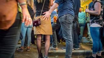 Sexuelle Belästigung an der Olma: Angezeigt werden die Vorfälle selten. (Symbolbild)