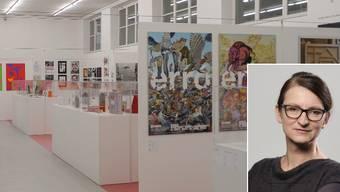 Ursula Gysin leitet neu die Schule für Gestaltung Basel