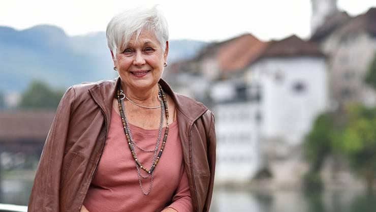 Juristin, diplomierte Bäuerin, Politikerin der ersten Stunde: Cornelia Füeg, Solothurns erste Regierungs- und Nationalrätin, wohnt heute in Olten. Vor 40 Jahren war sie die erste Solothurner Frau im Nationalrat.