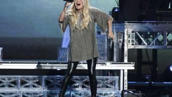 Carrie Underwood kämpft gegen die Spaltung in den USA an. Sie möchte die Leute einander näher bringen. (Archiv)
