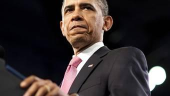 Barack Obama bei seiner Rede vor der AIPAC in Washington
