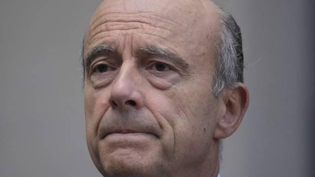 Alain Juppé (Archiv)