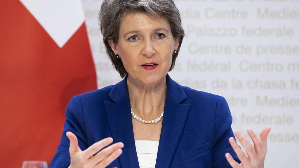 EU wartet immer noch auf Präzisierungen beim Rahmenabkommen