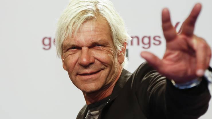 Hält seine Bühnenshows gerne schlicht: Sänger Matthias Reim. (Archivbild)