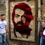 Bud Spencer in Ehren: Bereits im Juni wurde in Neapel ein Porträt des berühmten Sohnes der Stadt enthüllt, Ende September soll nun eine Ausstellung folgen. (Archiv)
