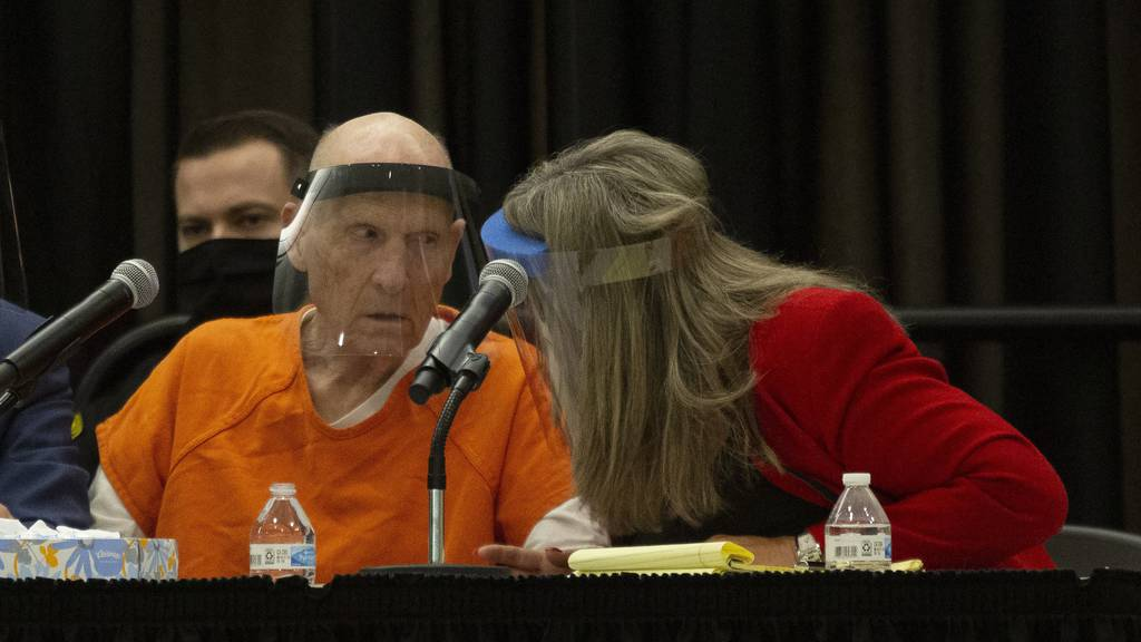 Der 74-jähriger «Golden State Killer» mordete jahrelang mit brutaler Gewalt