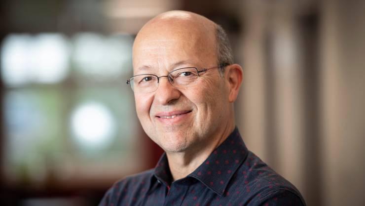 Pietro Vernazza: Chefarzt Infektiologie Kantonsspital St.Gallen