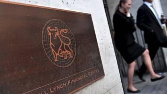 Die Traditionsmarke Merrill Lynch soll weitestgehend von der Bildfläche verschwinden. (Archivbild)