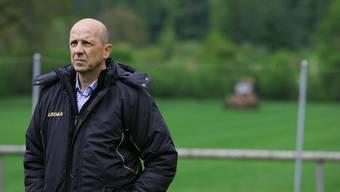 Fredy Strasser ist ein gefragte Mann in der Schweizer Fussballszene. (Foto: Chris Iseli)