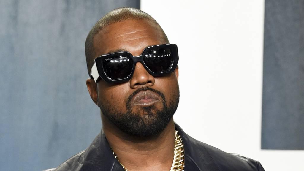 Der Rapper Kanye West heisst jetzt Ye