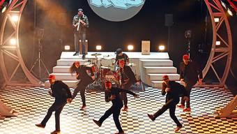 Brodas Bros im Oltner Stadttheater