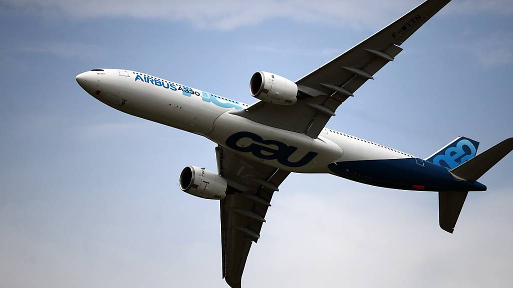 Airbus fährt Flugzeugproduktion langsamer hoch als gedacht