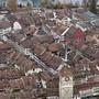 """Aarau soll mit den Nachbargemeinden fusionieren - und als Kantonshauptstadt mehr Bedeutung gewinnen. Doch dem Projekt """"Zukunftsraum"""" erwächst immer mehr Widerstand. (Archivbild)"""