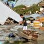 Tsunami in Sulawesi