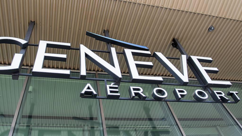 Genfer Flughafen baut rund 20 Arbeitsplätze ab