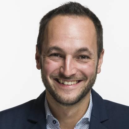 Der Walliser SP-Nationalrat Mathias Reynard kandidiert als Co-Präsident.