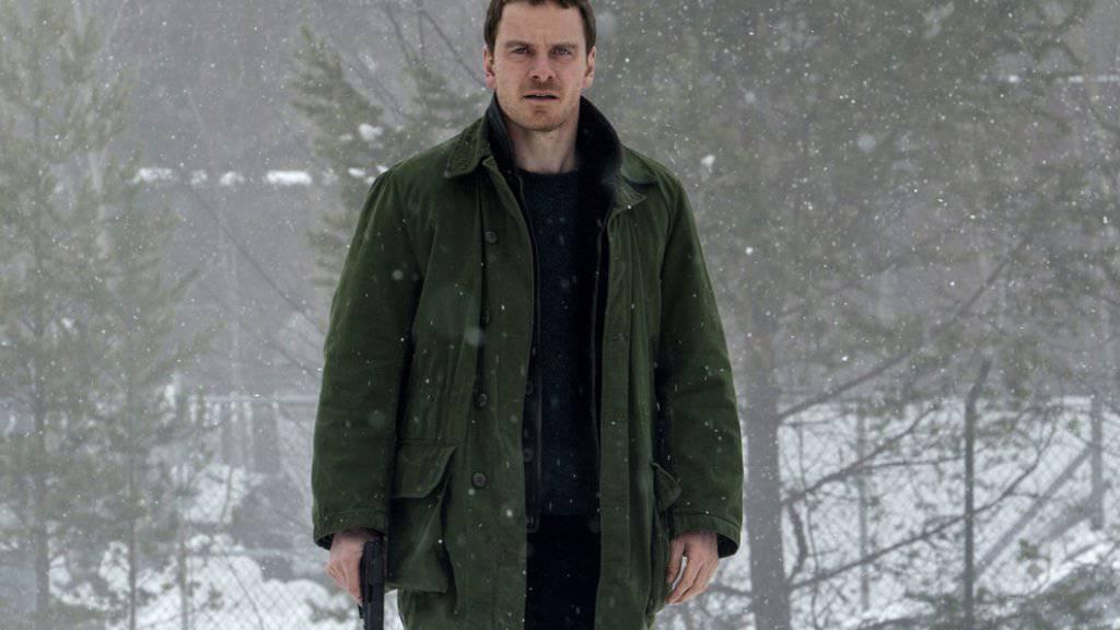 «The Snowman» mit Michael Fassbender hat am Wochenende vom 19. bis 22. Oktober 2017 in den Deutschschweizer Kinocharts den ersten Platz übernommen. (Archiv)