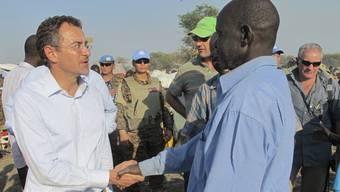 UNO-Experte Lanzer: 3,2 Mio. Menschen leiden unter Krise (Archiv)