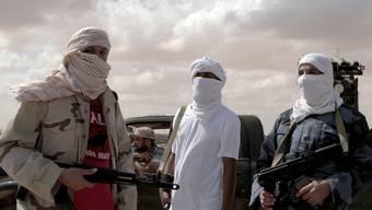 Libysche Rebellen dringen in Sirte ein