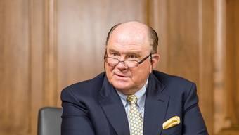 """Walter Kielholz: """"Mein Vorschlag wäre: Man schafft die Pensionierung ab. Das Referenzalter 65 bleibt bestehen – daran orientieren sich die versicherungstechnischen Berechnungen sowohl für die AHV wie auch für die Pensionskasse."""""""