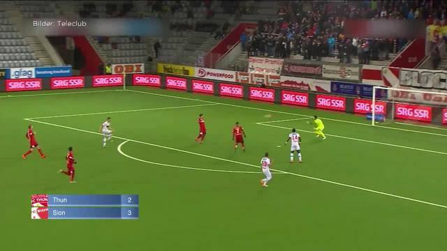 Vaduz - GC / Luzern - YB / Thun - Sion / FCZ - Aarau