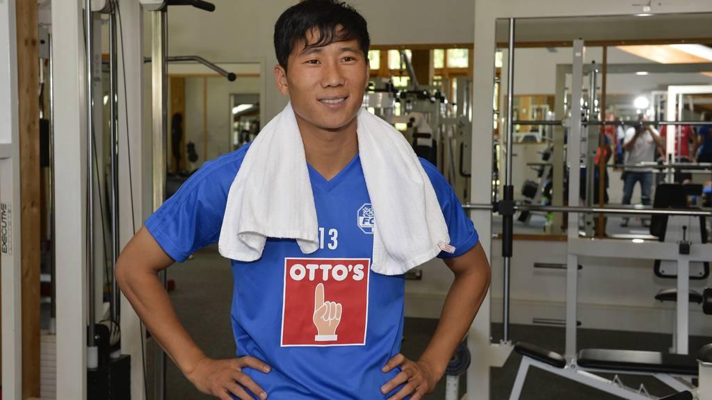 FCL-Spieler Il Gwan droht die Ausschaffung