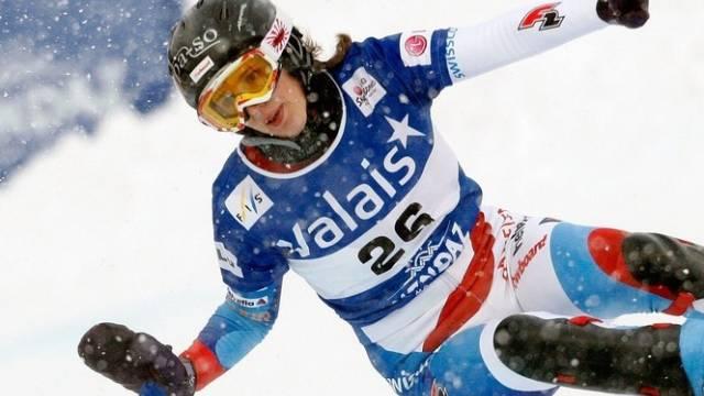 Platz 2 in Valmalenco reichte Patrizia Kummer zum Sieg im Weltcup