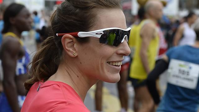 Nicola Spirig ist zum vierten Mal Triathlon-Europameisterin