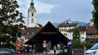 Oltens Holzbrücke wird das Budget der Stadt im kommenden Jahr zusätzlich belasten.