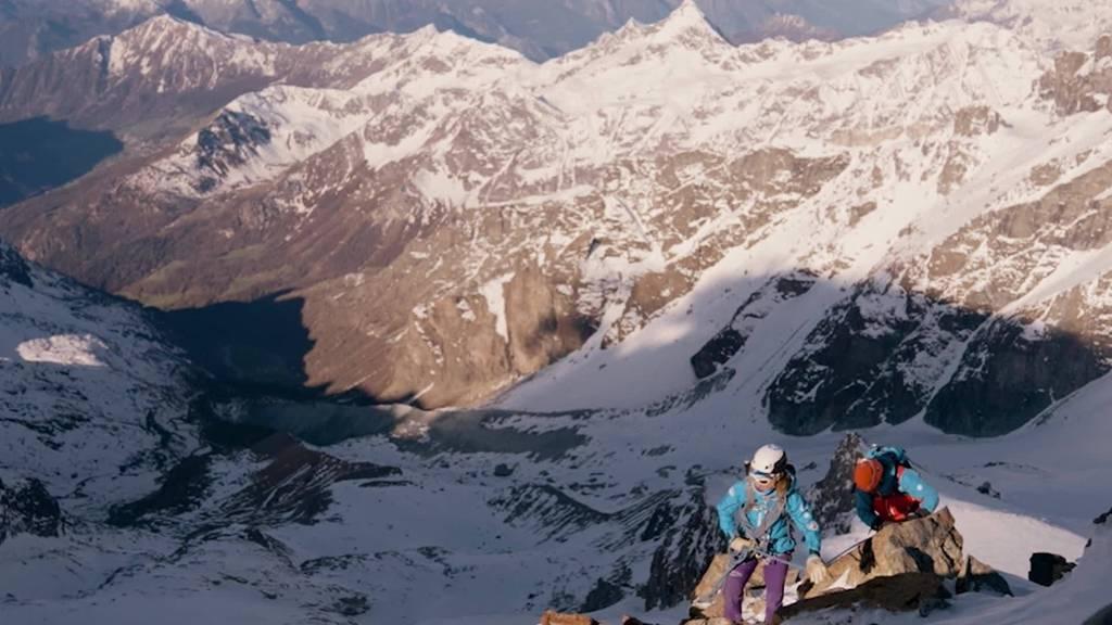 Gipfelstürmerin: Beatrice Egli und ihr Weg aufs Matterhorn