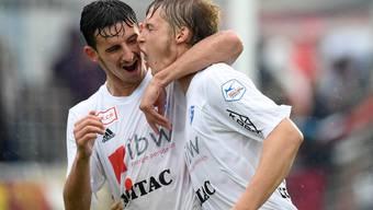 FC Wohlen - Servette, Montag 28.7.14