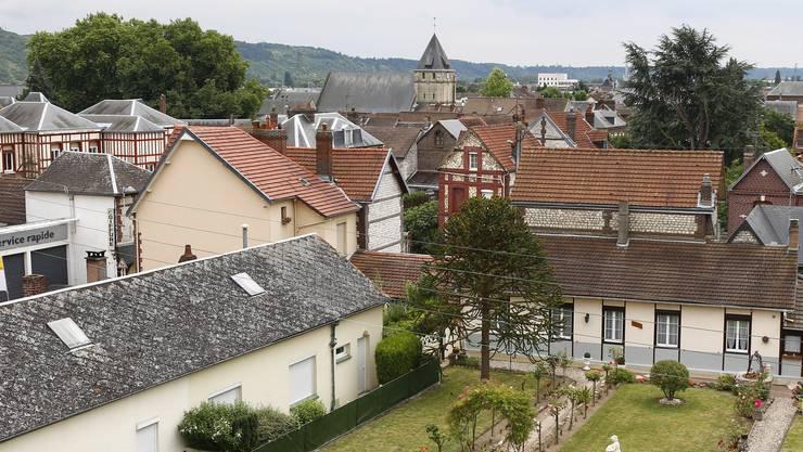 Geiselnahmen in einer Kirche in der Normandie