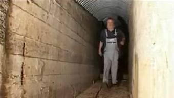 Weltkriegbunker in Remetschwil entdeckt