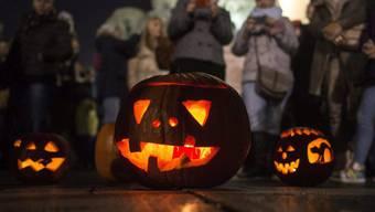 Halloween im Kanton Zürich: Die Polizei musste rund 70 Mal ausrücken. (Symbolbild)