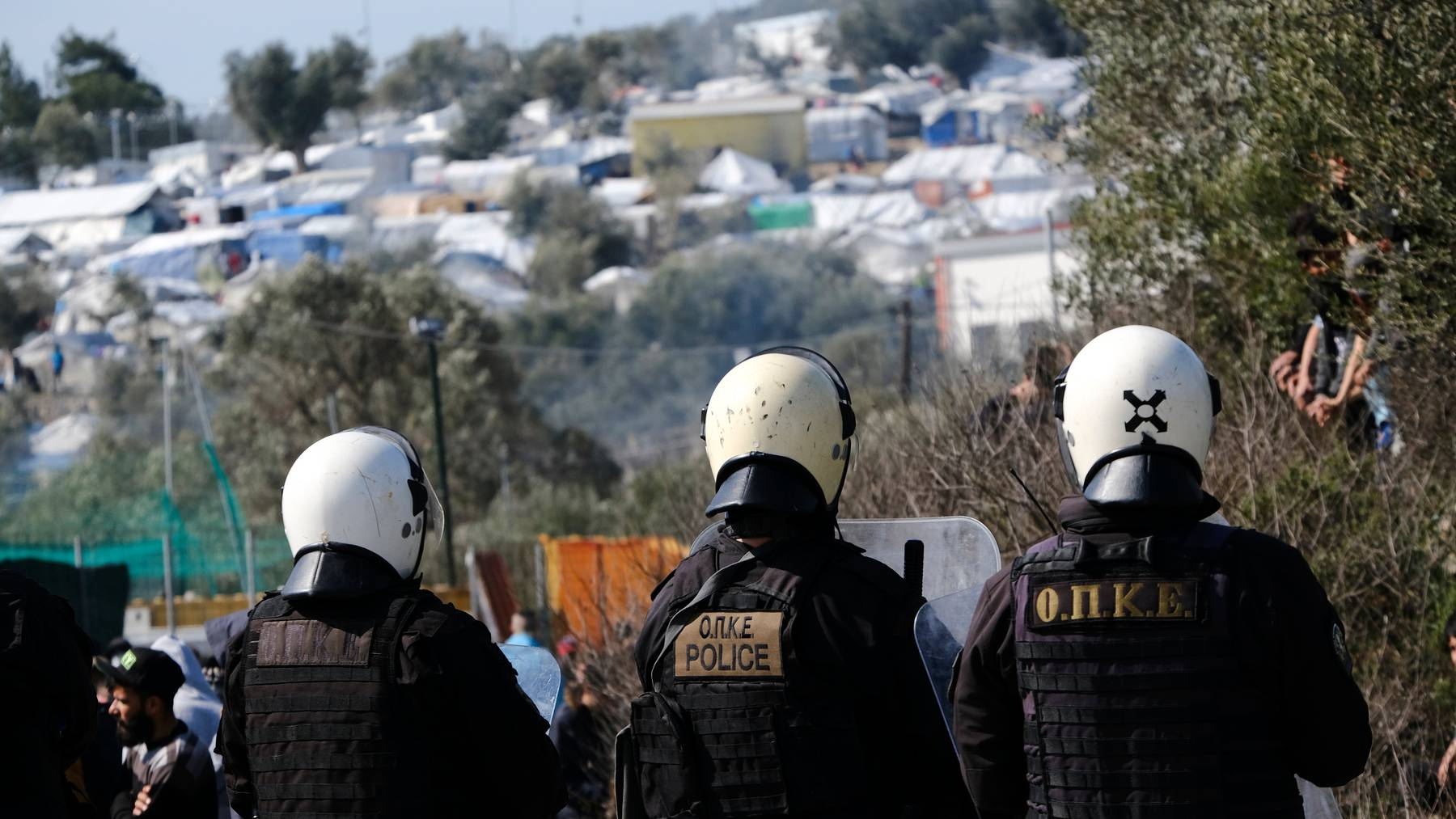Die Schweiz ist bereit, Beamte und zusätzlich Asyl-Experten nach Griechenland zu entsenden.