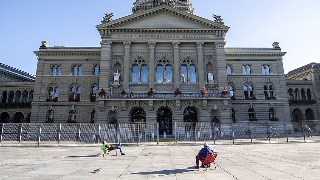 Für Zutritt zum Bundeshaus braucht es künftig ein Covid-Zertifikat