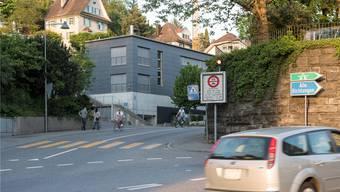 Bussen in Baden