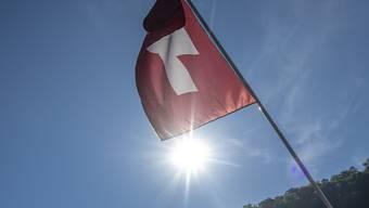 Am Mittwoch steht in der Schweiz ein erneuter Hitzetag an. (Symbolbild)