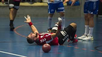 BG: Handball NLA, 1. Runde, TV Endingen - HC Kriens-Luzern (31.08.2019)