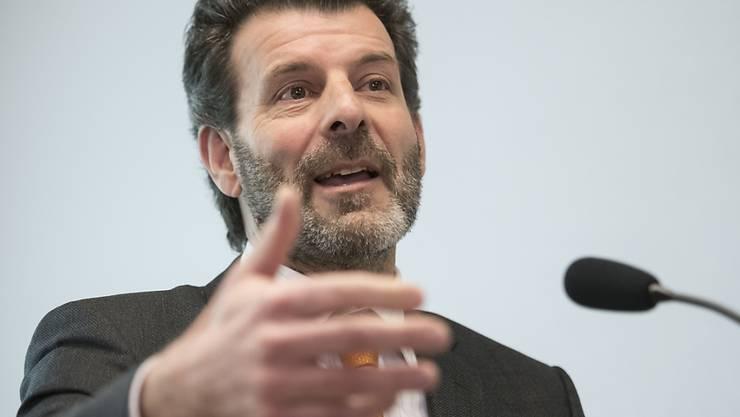 Staatssekretär Roberto Balzaretti wünscht sich eine Versachlichung der Debatte um das Rahmenabkommen mit der EU. (Archivbild)