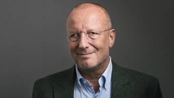 SRG-Generaldirektor Roger de Weck erreicht 2018 das ordentliche Pensionsalter. Sein Nachfolge beschäftigt bereits die SRG. (Archivbild)
