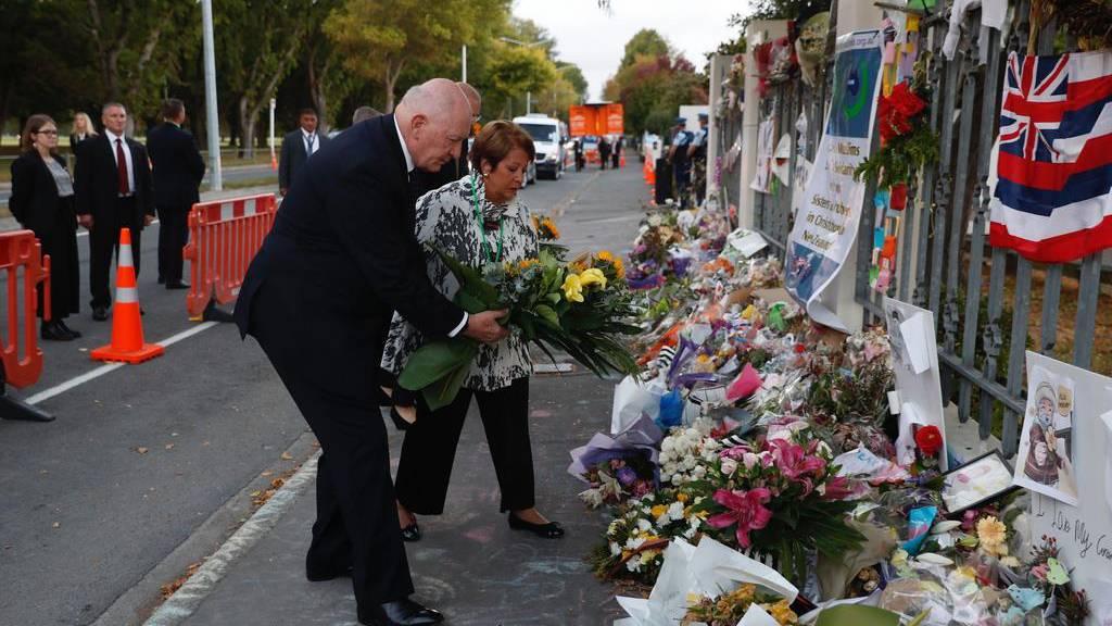 Christchurch: Uno-Generalsekretär prangert Hass im Internet an