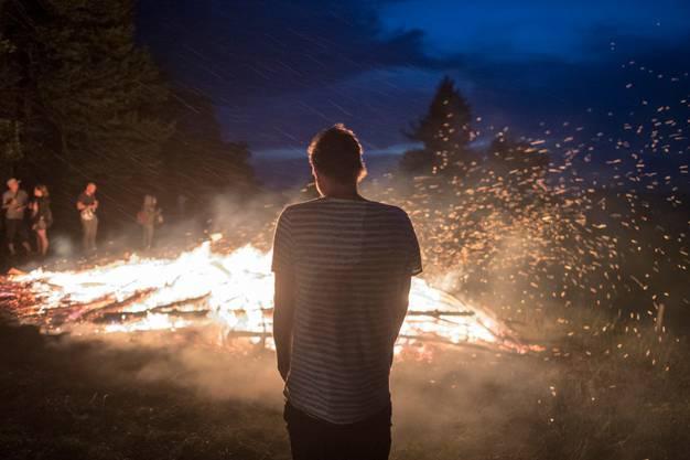 Noch gibt es kein Feuerverbot am 1. August.