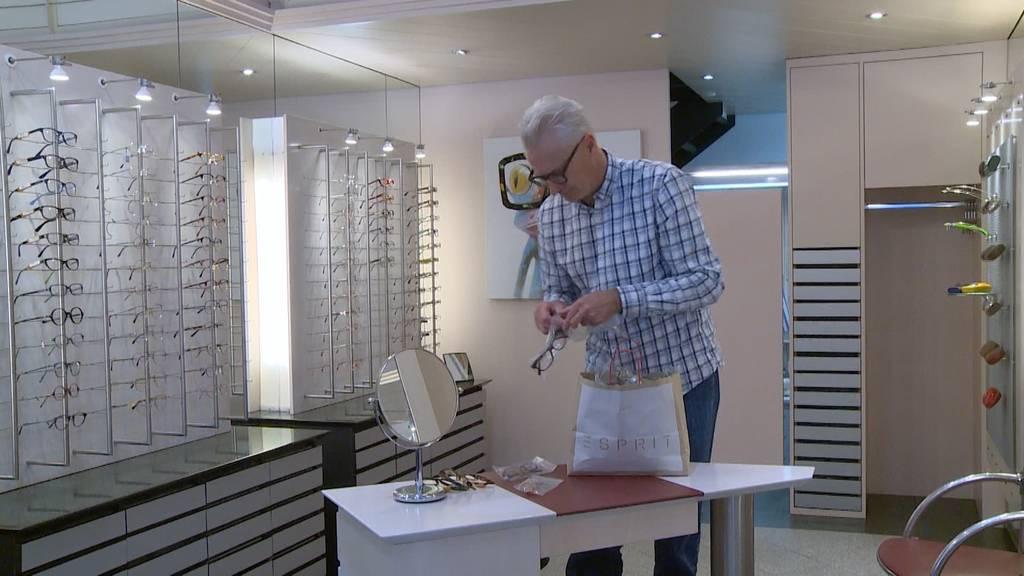 Brillendiebe machten über 100'000-Franken Beute