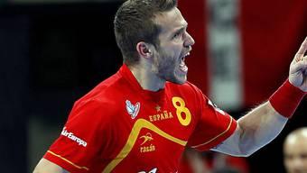 Victor Tomas mit Spanien auf Erfolgskurs