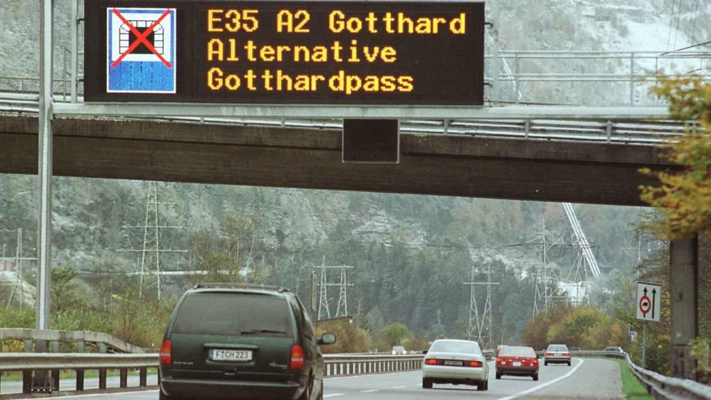 Nez Rouge auf Autobahnen