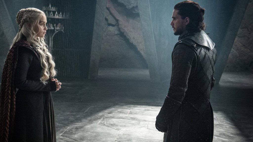 Spülten weniger Umsätze in die Kasse von Time Warner als Superhelden: Die Geschichten um «Games of Thrones». (Symbol)