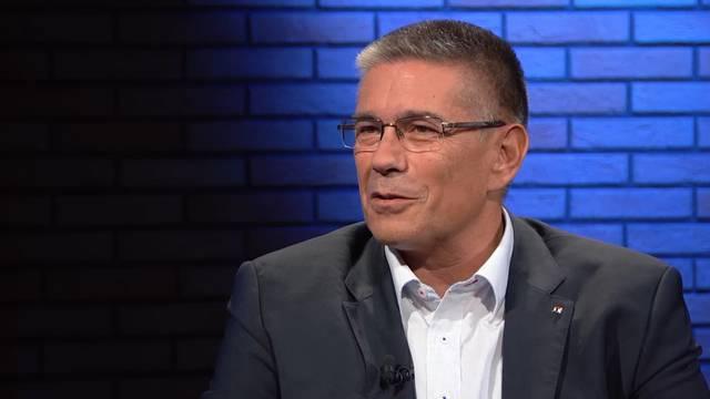 Talk Täglich: Badener Stadtammann-Kandidat Markus Schneider erklärt, wieso er antritt.