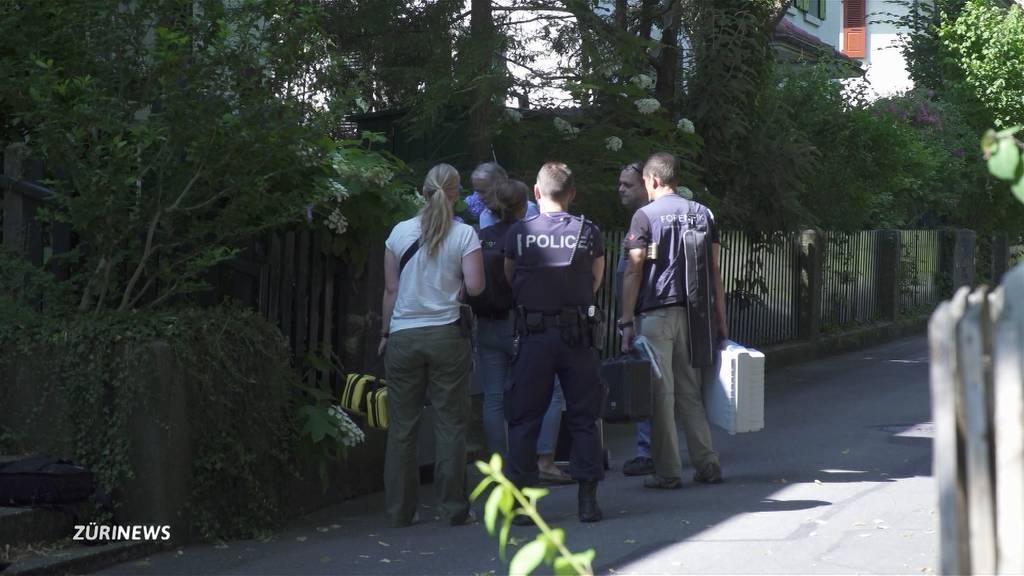 Polizei erschiesst Patienten