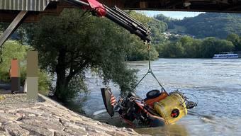 Der ehemalige Brunnenmeister übernahm die Aufgabe nach dem Unfall wieder.